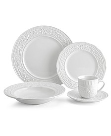 Dinnerware, American Countryside 5 Piece Place Setting