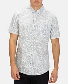 Men's Fluid Noise Graphic Shirt