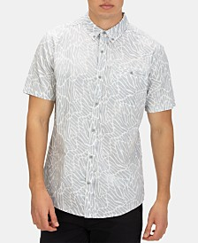 Hurley Men's Fluid Noise Graphic Shirt