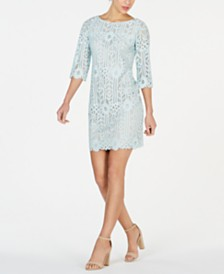 Jessica Howard Petite Lace Dress