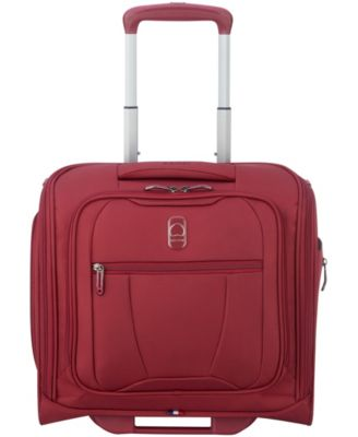 Helium 360 2-Wheel Under-Seat Carry-On Suitcase, Created for Macy's