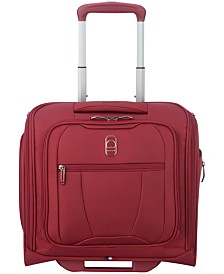 Delsey Helium 360 2-Wheel Under-Seat Carry-On Suitcase, Created for Macy's