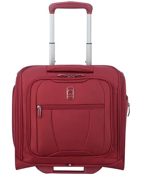 ... Delsey Helium 360 2-Wheel Under-Seat Carry-On Suitcase f47274bbc8efc