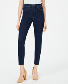 Kendall + Kylie The Sultry High-Rise Skinny Jeans