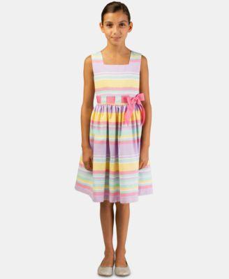 1759d1f9e Bonnie Jean & Blueberi Boulevard Sisters Dress & Cardigan Set ...