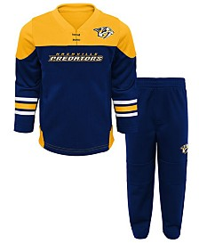 Outerstuff Nashville Predators Playmaker Pant Set, Infants (12-24 months)