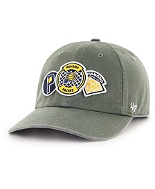 '47 Brand Indiana Pacers Diamond Patch CLEAN UP MF Cap