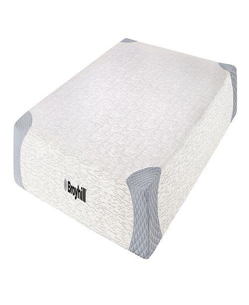 """Broyhill Sensura 10"""" Queen Memory Foam Mattress With Cooling Gelflex Foam"""