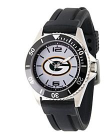 Gametime NFL Green Bay Packers Men's Stainless Steel Honor Watch