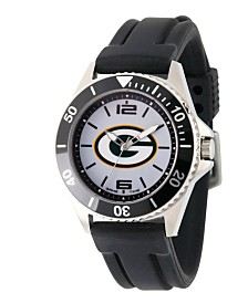 Gametime NFL Green Bay Packers Men's Stainless Steel Honor Watch
