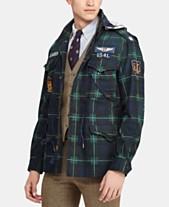 b1482884 Polo Ralph Lauren Men's Tartan Field Jacket