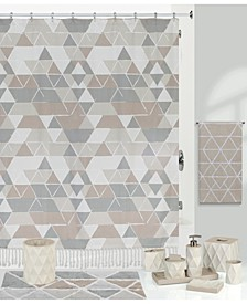 Triangles Bath Collection