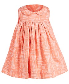 First Impressions Baby Girl Sailboat Dress, Created for Macy's