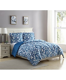Wainscott Reversible 3-Pc. Mini Comforter Sets