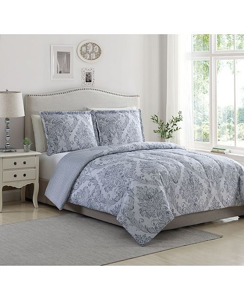 Ellison First Asia Reynolds Reversible 3-Pc. Mini Comforter Sets