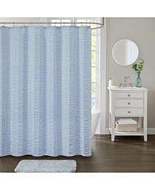 "Decor Studio Durant 72"" x 72"" Shower Curtain"