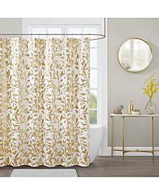 "Decor Studio Newton 72"" x 72"" Shower Curtain"