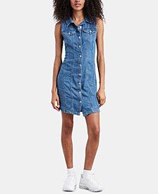 Levi's® Aubrey Sleeveless Denim Dress