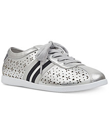 Nine West Raven Lace-Up Sneakers
