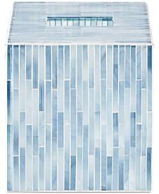 "JLA Home Atlantic Mosaic 5.71"" x 6.3"" Tissue Cover"