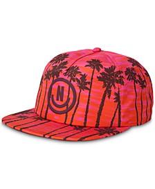 Men's Palm-Tree Logo Graphic Hat
