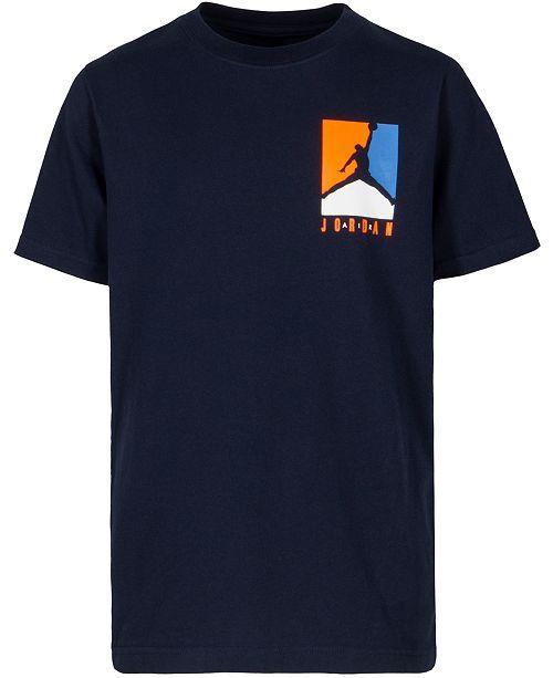Jordan Toddler Boys Fuse Box Graphic Cotton T-Shirt