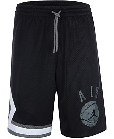 Jordan Big Boys Air Logo Graphic Shorts