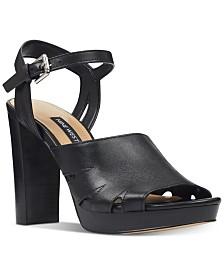 Nine West Delilah Platform Sandals