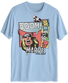 Marvel Boom Men's Graphic T-Shirt