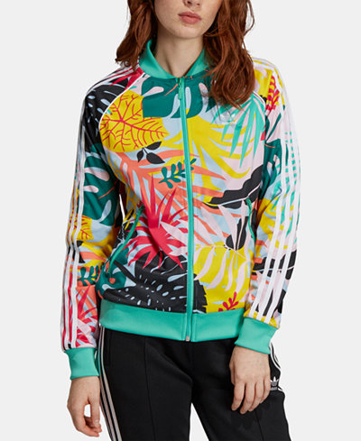adidas Originals Superstar Printed Track Jacket