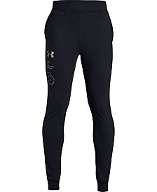 Under Armour Big Boys Rival Fleece Jogger Pants