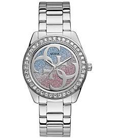 GUESS Women's Stainless Steel Bracelet Watch 40mm