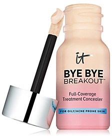 Bye Bye Breakout Full-Coverage Treatment Concealer