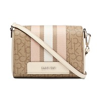 Deals on Calvin Klein Clara Signature Crossbody