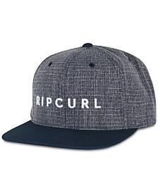 Rip Curl Men's Valley Blade Logo Graphic Hat
