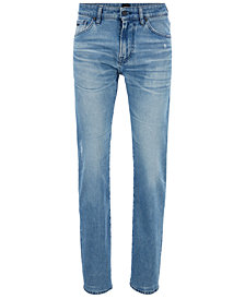 BOSS Men's Regular/Classic Fit Denim Jeans