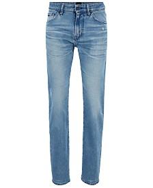 BOSS Men's Regular/Classic Fit Denim Jeans