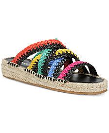 Donald J Pliner Rhonda Flat Sandals