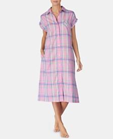 Lauren Ralph Lauren Woven Sleepshirt