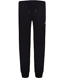 Converse Big Boys Two-Tone Track Jogger Pants