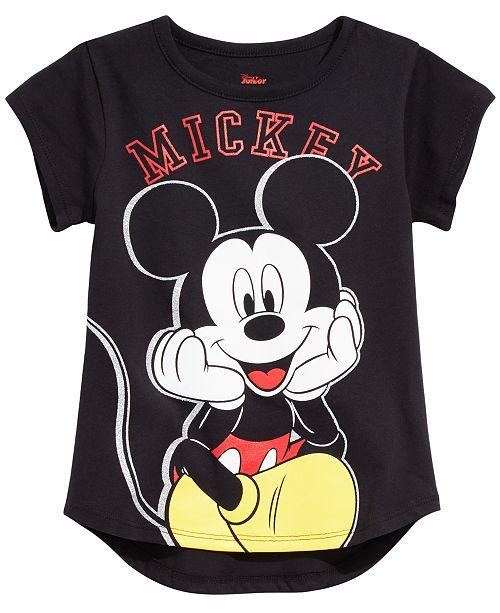 dc631548 Disney Toddler Girls Mickey Mouse T-Shirt & Reviews - Shirts & Tees ...
