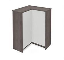 Small Space Corner Storage Unit