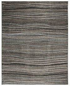 Safavieh Amsterdam Silver and Beige 9' x 12' Area Rug