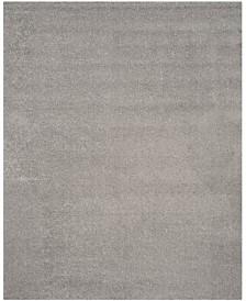 Safavieh Arizona Shag Light Gray 9' x 12' Area Rug