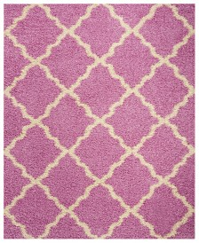 "Safavieh Dallas Pink and Ivory 8'6"" x 12' Area Rug"