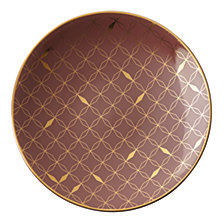 Lenox Trianna Salad Plate with Gold-Tone Accents