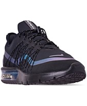 new concept 55371 adb8b Nike Men s Air Max Sequent 4 Shield Running Sneakers from Finish Line