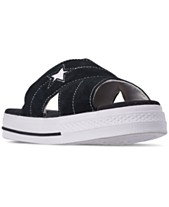 35d4cfe7aee Converse Women s One Star Slip Athletic Slide Sandals from Finish Line