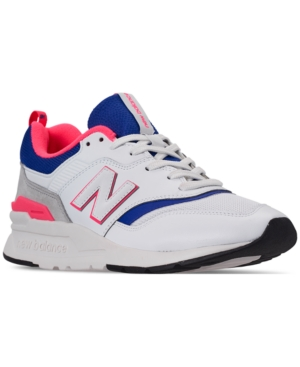 New Balance Sneakers MEN'S 997 CASUAL SNEAKERS FROM FINISH LINE