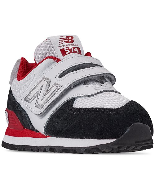 81ac52bdf42eb New Balance Toddler Boys' 574 Casual Sneakers from Finish Line ...